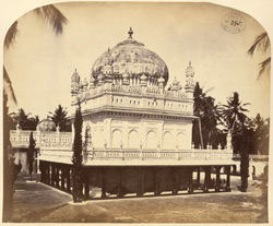 Tomb of Haidar Ali and Tipu Sultan, Shrirangapattana [Seringapatam].